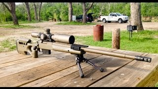 Bushnell Elite Tactical ERS 3.5-21x50mm scope review and Zero Stop setup.