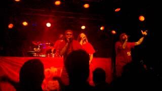 Looptroop Rockers - Another Love Song [Uppsala, Sweden 2015-04-18]