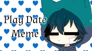 Download Play Date Meme - Gacha Life