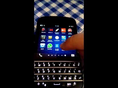 scaricare applicazioni android su blackberry z10