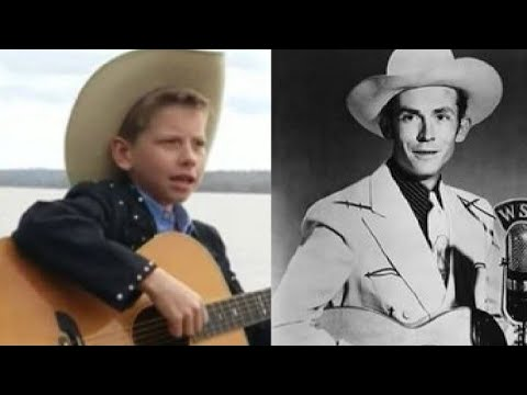 Mason Ramsey compared to Hank Williams  Lovesick Blues