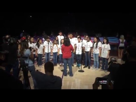 Armona Union Academy Choir