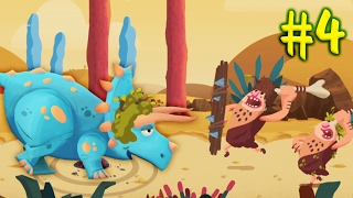 ДИНОЗАВРЫ ПРОТИВ ЛЮДЕЙ [4] Игровой мультик про динозавров для детей Игровое видео по игре Dino Bash(Динозавры против людей - игровой мультик про динозавров. В сегодняшней серии продолжаем защищать яйцо от..., 2017-02-16T18:19:10.000Z)