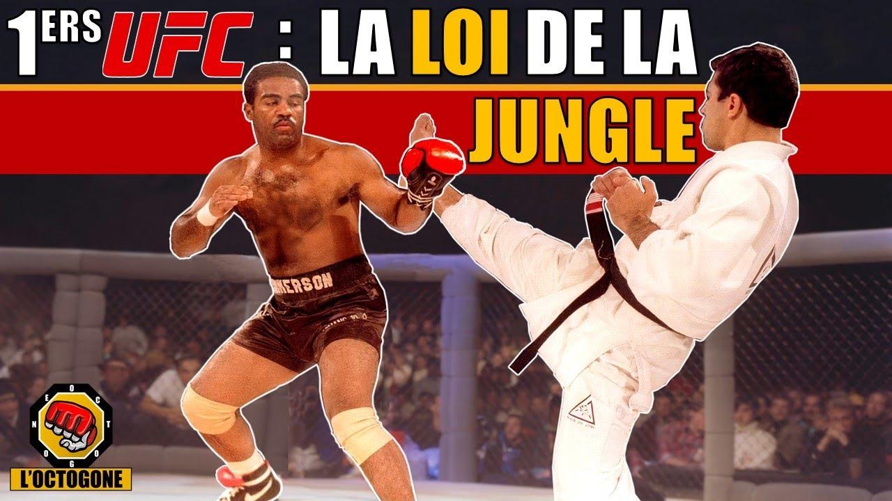 8 Faits INCROYABLES sur les Premiers Évènements UFC/MMA ! La Loi de la JUNGLE dans l'Octogone !