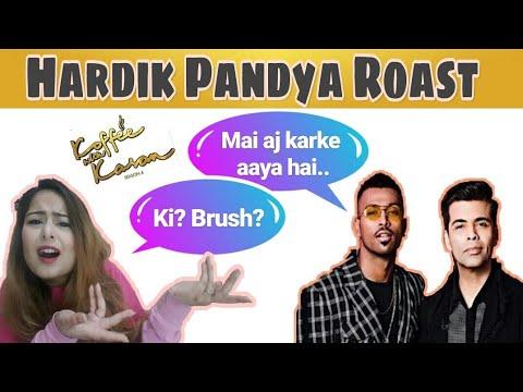 HARDIK PANDYA KOFFEE WITH KARAN | KARAN JOHAR | HARDIK PANDYA | HARSIMRAN KAUR