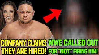 WWE News Real Reason For WWE Releases Samoa Joe Breaks Silence Wrestling Fans Are Fuming AEW News