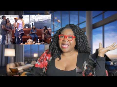 New Caller with Great Input!! RHOA Season 12 Episode 15 | Kenya vs KEN (CLIP)