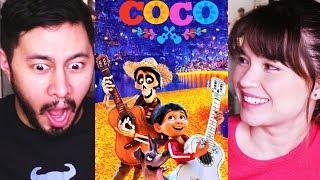 COCO | Disney Pixar | REVIEW | Spoiler-Free & Spoilers w/warning!