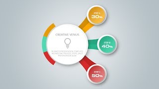 Apprendre À Faire une Présentation de la Conception Graphique dans Microsoft Office PowerPoint PPT