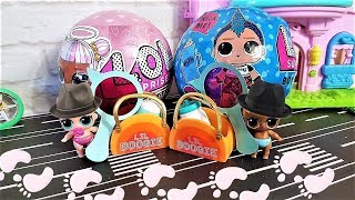 DOLL LOL DETECTIVES. IN SEARCH OF GLAM LOL AND LOL BOYS. Cartoons with dolls LOL # lol surprise #lol
