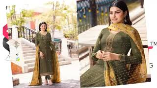 3a5786ea01 Vinay Fashion Silkina Royal Crepe Vol 26 Catalog at Cheapest Price online  in Textile Mart ...