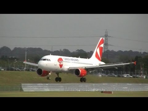 Very Intresting Day Of Plane Spotting At (BHX) Birmingham Airport On The 03/10/2017