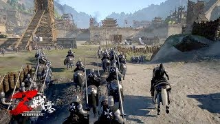 Video Conqueror's Blade (War Rage) 战意 - The Last CBT Gameplay Video Trailer 15/9/2017 download MP3, 3GP, MP4, WEBM, AVI, FLV Juli 2018