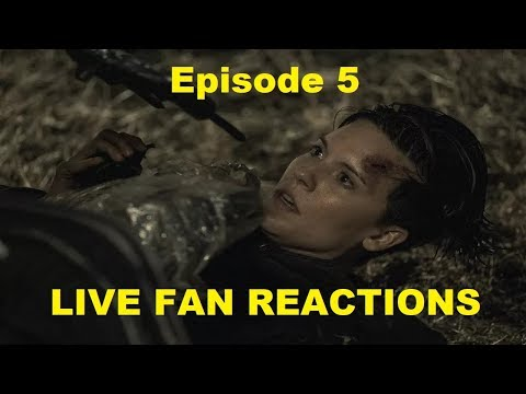 Fear the Walking Dead Season 5 Episode 5 - FAN REACTIONS LIVE