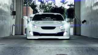 Jake s Hyundai Genesis Coupe смотреть