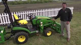 John Deere Frontier Equipment: Notes From The Field - Using a Rotary Tiller