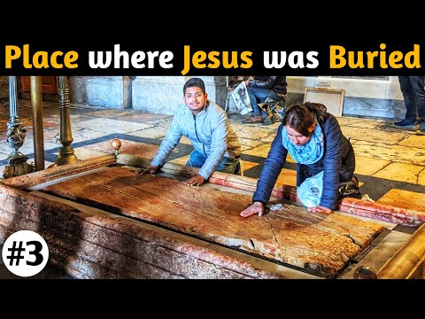 Exploring Jerusalem | Church Of The Holy Sepulchre | How Israeli Treats An Indian? (Part 2)