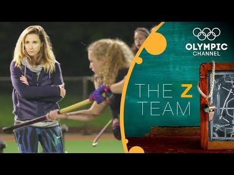 Can Dutch Hockey Star Ellen Hoog Help A Team Who Doesn't Score Win? | The Z Team