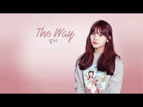 UMJI (여자친구) _ The Way (SHOPAHOLIC LOUIS OST.) [Thaisub]