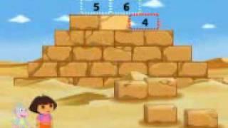 Dora The Explorer Online Games - Dora Baby Caring Game