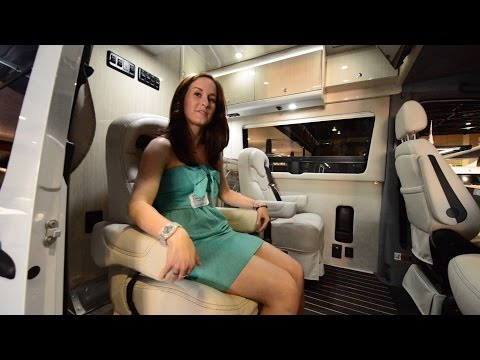 2015 Airstream Interstate Lounge ~ Full Tour & Review
