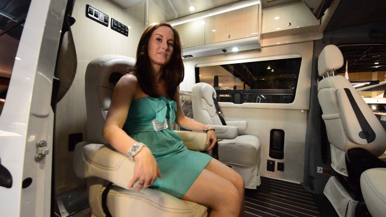2015 Airstream Interstate Lounge Full Tour Amp Review