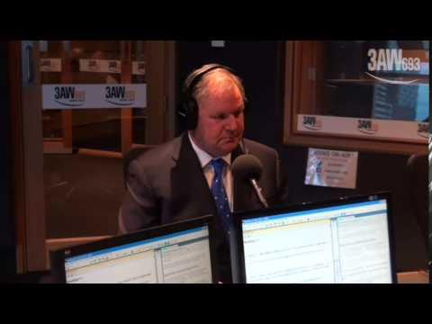 Will Lord Mayor Robert Doyle let Denis Walter busk?