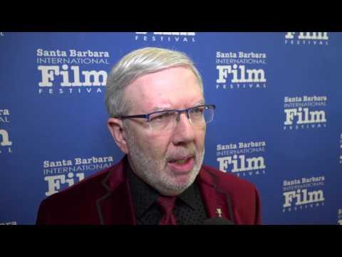 SBIFF 2017 - Leonard Maltin Interview