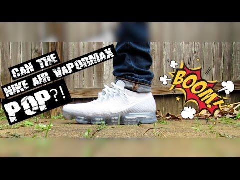 Nike Air VaporMax ON FOOT PERFORMANCE