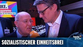 SPD und Linke müssen zwangsvereinigt werden!