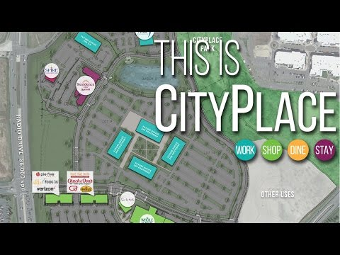 CityPlace, 100-acre Mixed-Use Development in Woodbury, MN