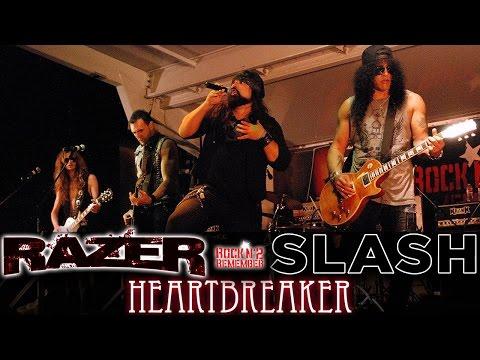 Razer with Slash – Heartbreaker (Live From Rock N' 2 Remember)