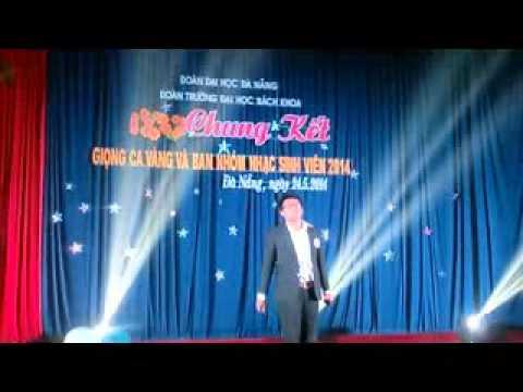 Mãi Mãi - Duy Thành - giải Nhất giọng ca vàng ĐHBK ĐN 2014