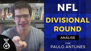 Milagre em Minneapolis! Paulo Antunes analisa os quatro duelos do Divisional Round