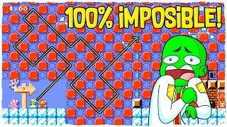 ¡COMIENZAN LOS NIVELES IMPOSIBLES EN SUPER MARIO MAKER 2!