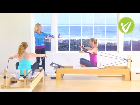 Pilates Classical Order Reformer Workout - Connie Borho
