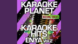 Adiemus (Karaoke Version) (Originally Performed By Enya)
