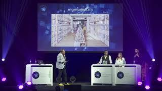 Wachstum nur mit stationärer Fläche? – Connect - Digital Commerce Conference – Carpathia AG