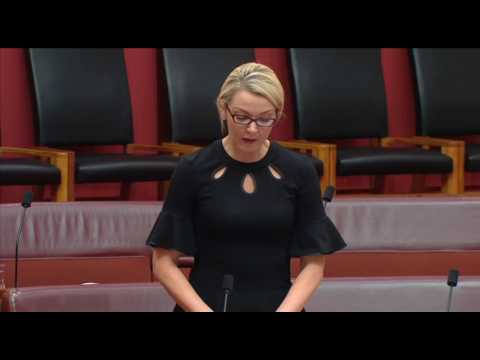 Senators Statement - Indigenous Affairs - 29 March 2017
