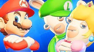 Mario + Rabbids Kingdom Battle (Сомелье Гагатун)