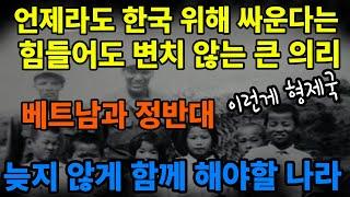 Ethiopia  helped Korea decades ago and now!