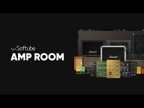 Introducing Amp Room – Softube