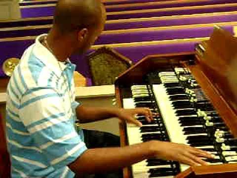 Amazing Grace Key of Ab on Hammond C3