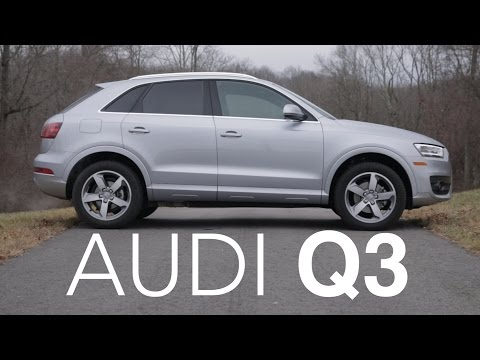 2015 Audi Q3 Quick Drive | Consumer Reports