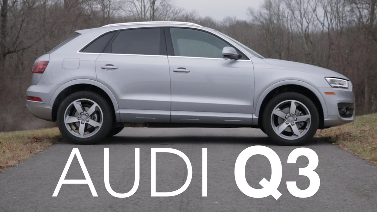 2015 Audi Q3 Quick Drive | Consumer Reports - YouTube