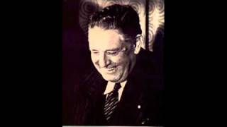 John McCormack - I'll Walk Beside You (1940)