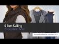 5 Best Selling Sweater Vest Amazon Fashion, Winter 2017