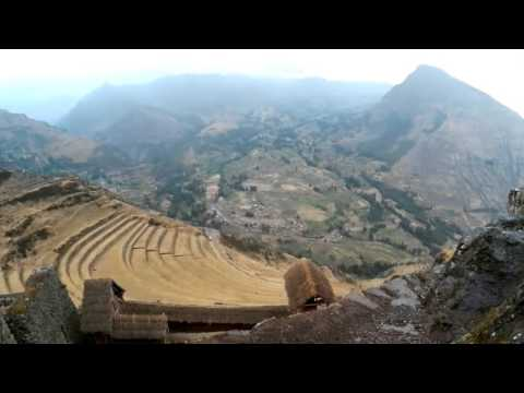 Peru full hd video/Conocer Peru / Turismo / Ruinas de Pisac - 2015