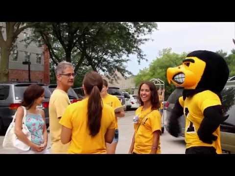 University of Iowa Move-In 2016