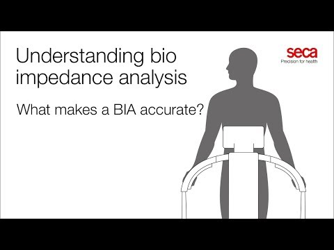 What is a bio impedance analysis?